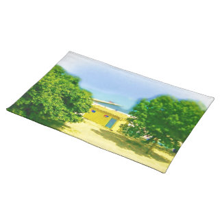 Lakeshores of the Chicago Beach Place Mat