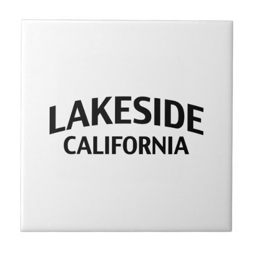 Lakeside California Tiles