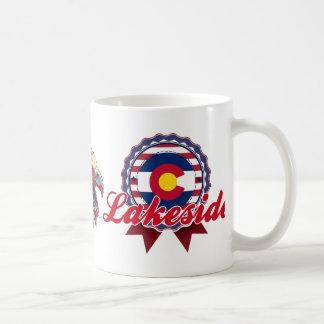 Lakeside, CO Coffee Mugs
