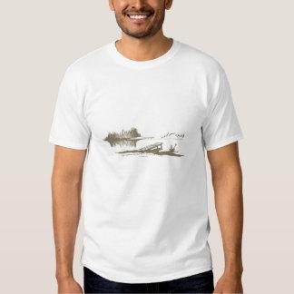 Lakeside Dock Tee Shirts