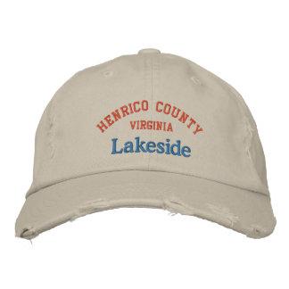 Lakeside Henrico County Baseball Cap