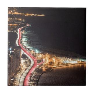 Lakeside Lights - Chicago, IL Tile