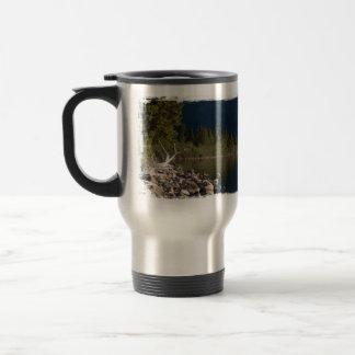Lakeside Splendor; No Text Coffee Mug