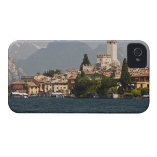 Lakeside town, Malcesine, Verona Province, Italy iPhone 4 Case-Mate Cases