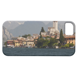 Lakeside town, Malcesine, Verona Province, Italy iPhone 5 Cover