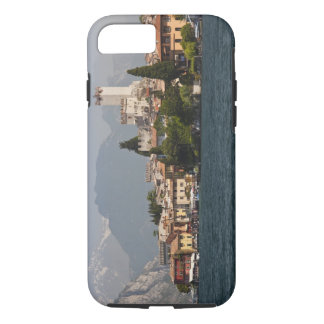 Lakeside town, Malcesine, Verona Province, Italy iPhone 8/7 Case