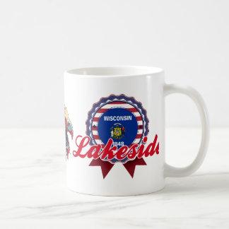 Lakeside, WI Coffee Mug