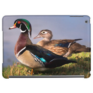 Lakeside, Wood Duck Case For iPad Air