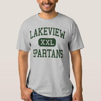 Lakeview - Spartans - High - Decatur Illinois T-shirt