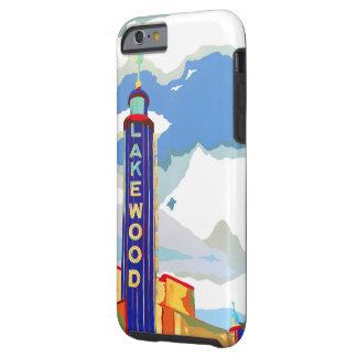 Lakewood Theater phone case, original art case