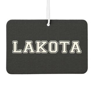 Lakota Car Air Freshener