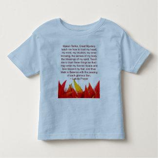 lakota prayer toddler shirt