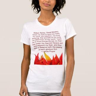 lakota prayer womens shirt