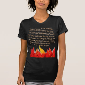 lakota prayer womens shirt
