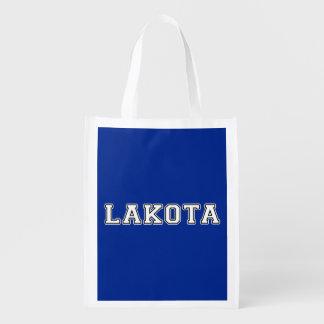 Lakota Reusable Grocery Bag