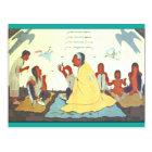 Lakota Storyteller postcard