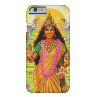 Lakshmi Hindu Goddess iPhone 6 Case Barely There iPhone 6 Case