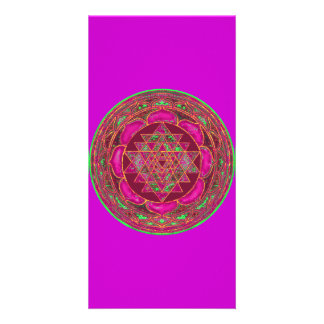 Lakshmi_Yantra_mandala Photo Cards