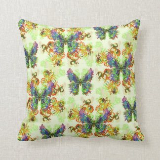 Lalabutterfly Lemon Cushion
