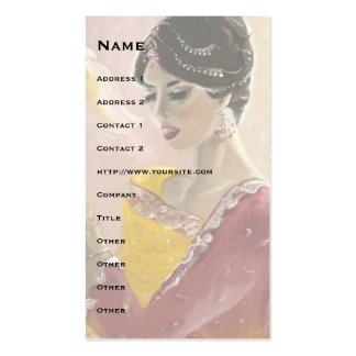 Lalima, dreaming! pack of standard business cards