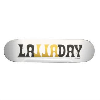 "LALLADAY (LA All Day) 3 - 7 7/8"" 21.6 Cm Skateboard Deck"