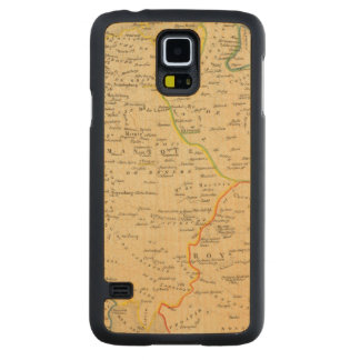L'Allemagne 1137 a 1273 Maple Galaxy S5 Case