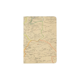 L'Allemagne 1137 a 1273 Passport Holder