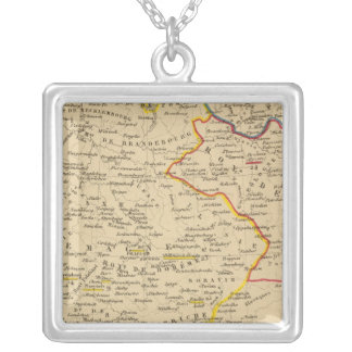 L'Allemagne 1373 a 1437 Silver Plated Necklace
