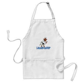 lamb chop standard apron