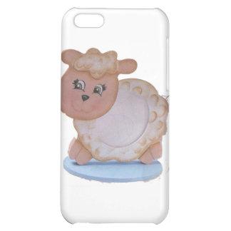 lamb iPhone 5C case