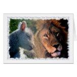 Lamb & Lion