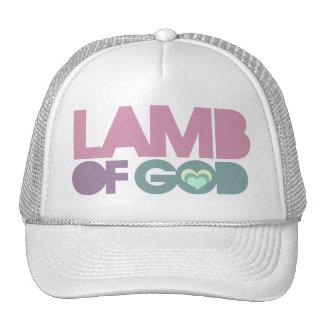 Lamb of God Mesh Hats