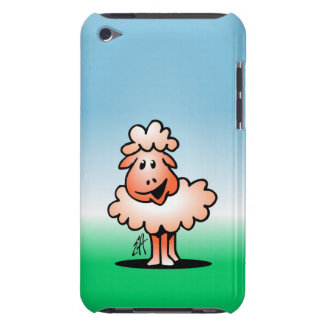 Lamb - sheep iPod Case-Mate case