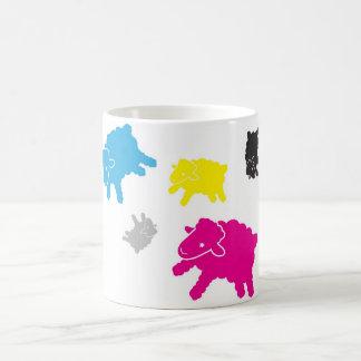 Lamb Starr Multicolor Mug