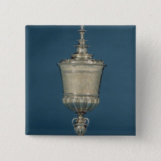Lambard cup, London, 1578 15 Cm Square Badge