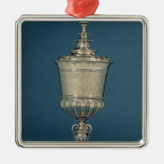 Lambard cup, London, 1578 Christmas Ornament