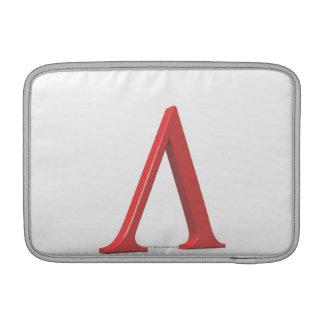 Lambda 2 MacBook sleeve