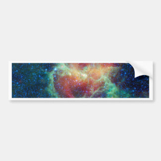 Lambda Centauri Nebula Car Bumper Sticker