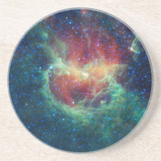 Lambda Centauri Nebula Drink Coasters