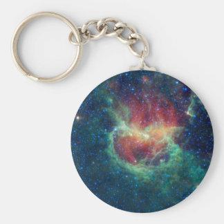 Lambda Centauri Nebula Key Chain