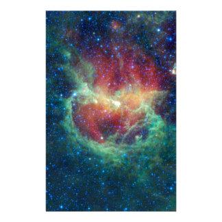 Lambda Centauri Nebula Personalised Stationery