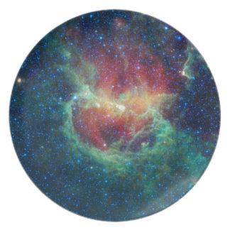 Lambda Centauri Nebula Dinner Plates
