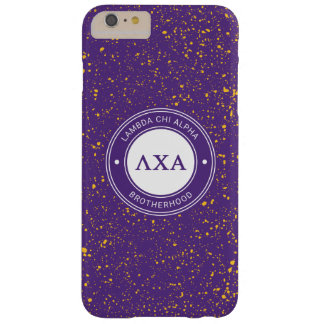 Lambda Chi Alpha | Badge Barely There iPhone 6 Plus Case