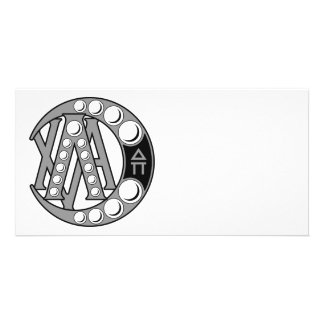 Lambda Chi Alpha Badge Card