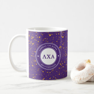 Lambda Chi Alpha | Badge Coffee Mug