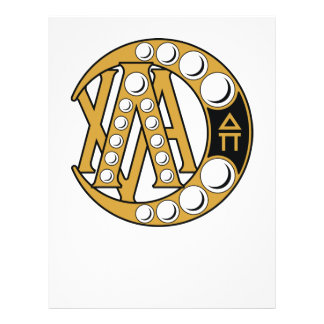 Lambda Chi Alpha Badge Flyer