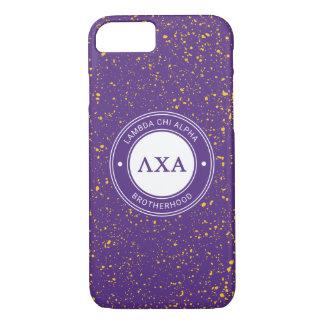 Lambda Chi Alpha | Badge iPhone 7 Case