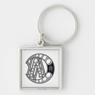 Lambda Chi Alpha Badge Key Ring