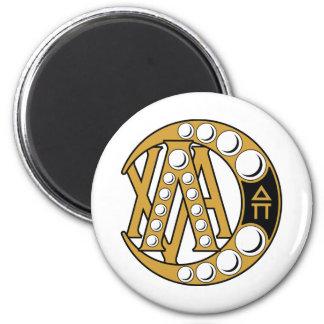 Lambda Chi Alpha Badge Magnet