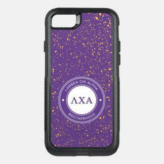 Lambda Chi Alpha | Badge OtterBox Commuter iPhone 8/7 Case